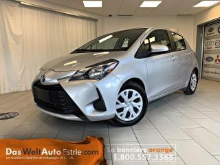 Used 2019 Toyota Yaris LE, Gr. Électrique, A/C, Automatique for sale in Sherbrooke, QC