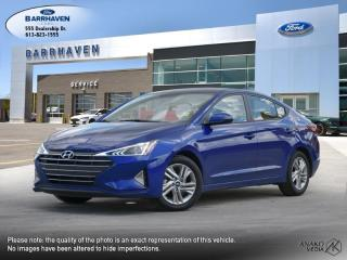 Used 2020 Hyundai Elantra Preferred for sale in Ottawa, ON