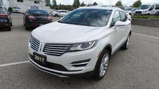 Used 2017 Lincoln MKC Reserve for sale in New Hamburg, ON