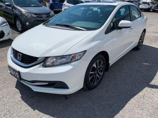 Used 2015 Honda Civic LX for sale in Peterborough, ON