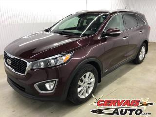Used 2016 Kia Sorento 3.3L LX+ AWD 7 passagers MAGS for sale in Shawinigan, QC