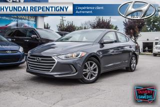 Used 2017 Hyundai Elantra GL 4 PORTES**MAGS, A/C, BLUETOOTH, CAMÉRA** for sale in Repentigny, QC