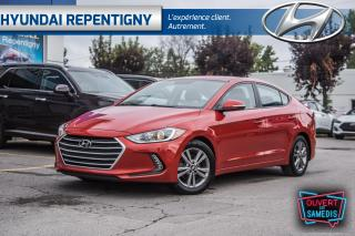 Used 2018 Hyundai Elantra GL 4 PORTES**A/C, MAGS, GROUPE ÉLECTRIQUE** for sale in Repentigny, QC