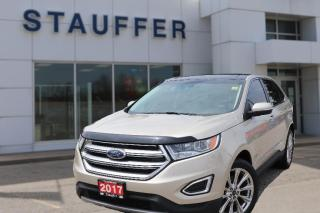 Used 2017 Ford Edge Titanium for sale in Tillsonburg, ON