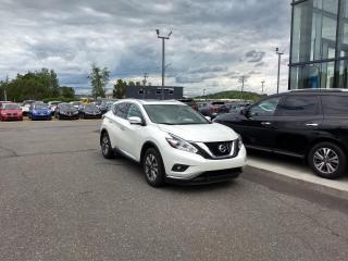 Used 2015 Nissan Murano SL AWD GPS*TOIT*CUIR*CAMÉRAS for sale in Lévis, QC