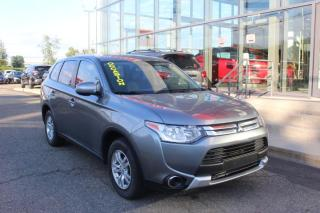 Used 2015 Mitsubishi Outlander ES AWC MAIN LIBRE*SIÈGES CHAUFFANT*BAS K for sale in Lévis, QC