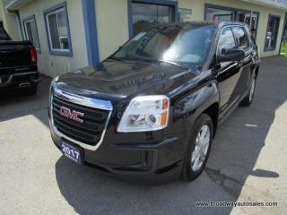Used 2017 GMC Terrain LIKE NEW SLE-1 EDITION 5 PASSENGER 2.4L - ECO-TEC.. TOUCH SCREEN.. BACK-UP CAMERA.. BLUETOOTH SYSTEM.. AUX/USB INPUT.. for sale in Bradford, ON