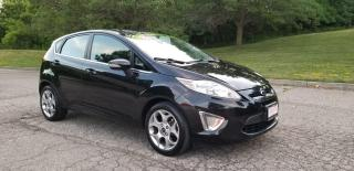 Used 2011 Ford Fiesta SES for sale in Mississauga, ON