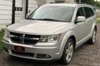 Used 2010 Dodge Journey SXT for sale in Tiny, ON