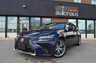 Used 2016 Lexus GS 350 EXECUTIVE/BSM/LDW/NAVI/SUNROOF for sale in Concord, ON