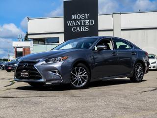 Used 2017 Lexus ES 350 NAV|BLIND|LANE|COOLED for sale in Kitchener, ON
