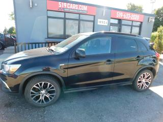 Used 2016 Mitsubishi RVR GT | 4WD | Backup Camera | Heated Seats for sale in St. Thomas, ON