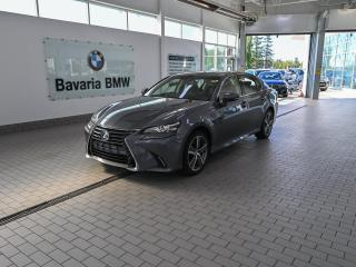 Used 2016 Lexus GS 350 AWD 6A for sale in Edmonton, AB