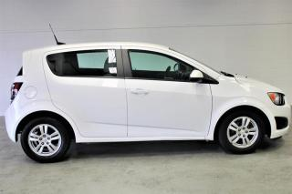 Used 2012 Chevrolet Sonic LS 5 Dr Hatchback for sale in London, ON