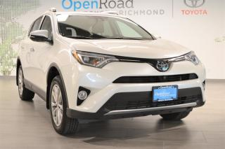 Used 2016 Toyota RAV4 AWD LIMITED for sale in Richmond, BC