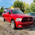 Photo of Red 2009 Dodge Ram 1500