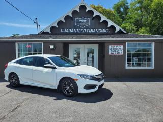 Used 2016 Honda Civic LX for sale in Kingston, ON