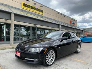 Used 2011 BMW 3 Series 2dr Cpe 328i xDrive AWD for sale in North York, ON