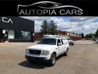 Used 2009 Ford Ranger 2WD SuperCab 126  XL for sale in North York, ON