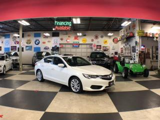 Used 2016 Acura ILX AUT0 A/C PREMIUM PKG P/START SUNROOF CAMERA 118K for sale in North York, ON