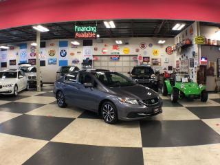 Used 2015 Honda Civic Sedan 4dr Auto EX for sale in North York, ON