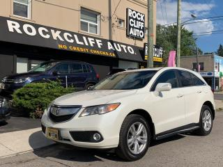 Used 2015 Acura RDX AWD 4dr Tech Pkg for sale in Scarborough, ON