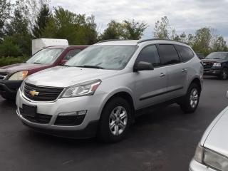 Used 2015 Chevrolet Traverse LS 8 PASSENGER for sale in Welland, ON