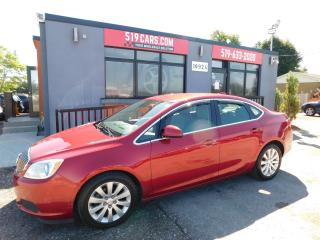 Used 2016 Buick Verano | Bluetooth | Cruise | for sale in St. Thomas, ON
