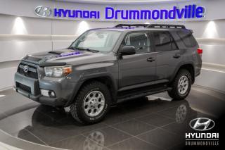 Used 2011 Toyota 4Runner SR5 + GARANTIE + TOIT + CAMERA + WOW !! for sale in Drummondville, QC