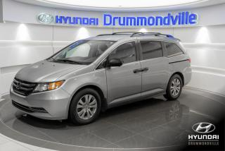 Used 2016 Honda Odyssey SE + GARANTIE + CAMERA + A/C + MAGS + WO for sale in Drummondville, QC