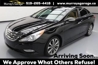 Used 2013 Hyundai Sonata LIMITED for sale in Guelph, ON