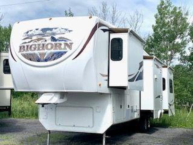 2010 Heartland BIG HORN 3610RE