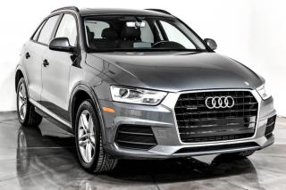 Used 2016 Audi Q3 KOMFORT QUATTRO   CUIR TOIT PANO MAGS for sale in St-Hubert, QC