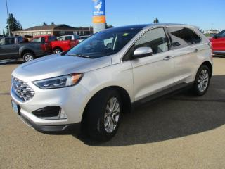 Used 2019 Ford Edge Titanium for sale in Wetaskiwin, AB