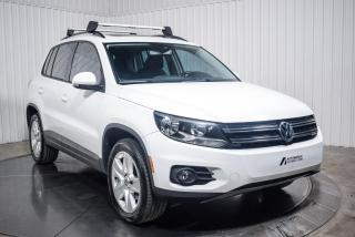 Used 2016 Volkswagen Tiguan HIGHLINE CUIR TOIT PANO MAGS for sale in St-Hubert, QC