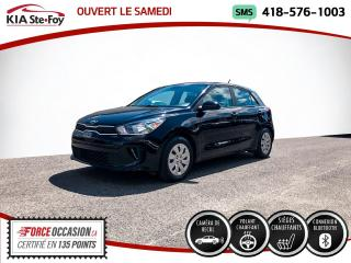 Used 2018 Kia Rio5 * LX* MANUELLE* BLUETOOTH* SIEGES CHAUFF for sale in Québec, QC