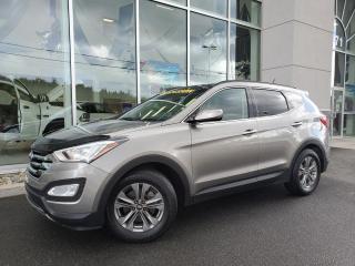 Used 2016 Hyundai Santa Fe Sport LUXURY , CAM DE RECUL , TOIT , CRUISE for sale in Ste-Agathe-des-Monts, QC