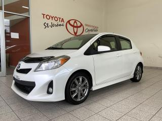 Used 2012 Toyota Yaris * SE * MAGS * GR ELECT * A/C * for sale in Mirabel, QC