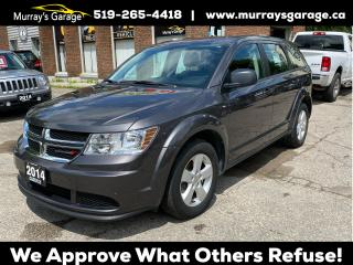 Used 2014 Dodge Journey Canada Value Pkg SE for sale in Guelph, ON