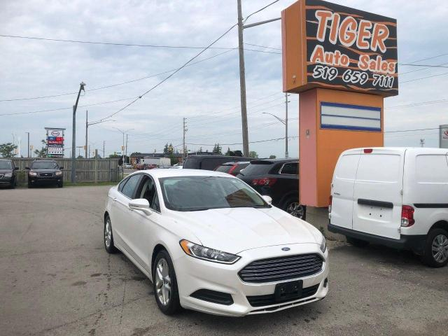 2013 Ford Fusion SE**ALLOYS**GREAT CONDITION**AUTOMATIC**CERTIFIED
