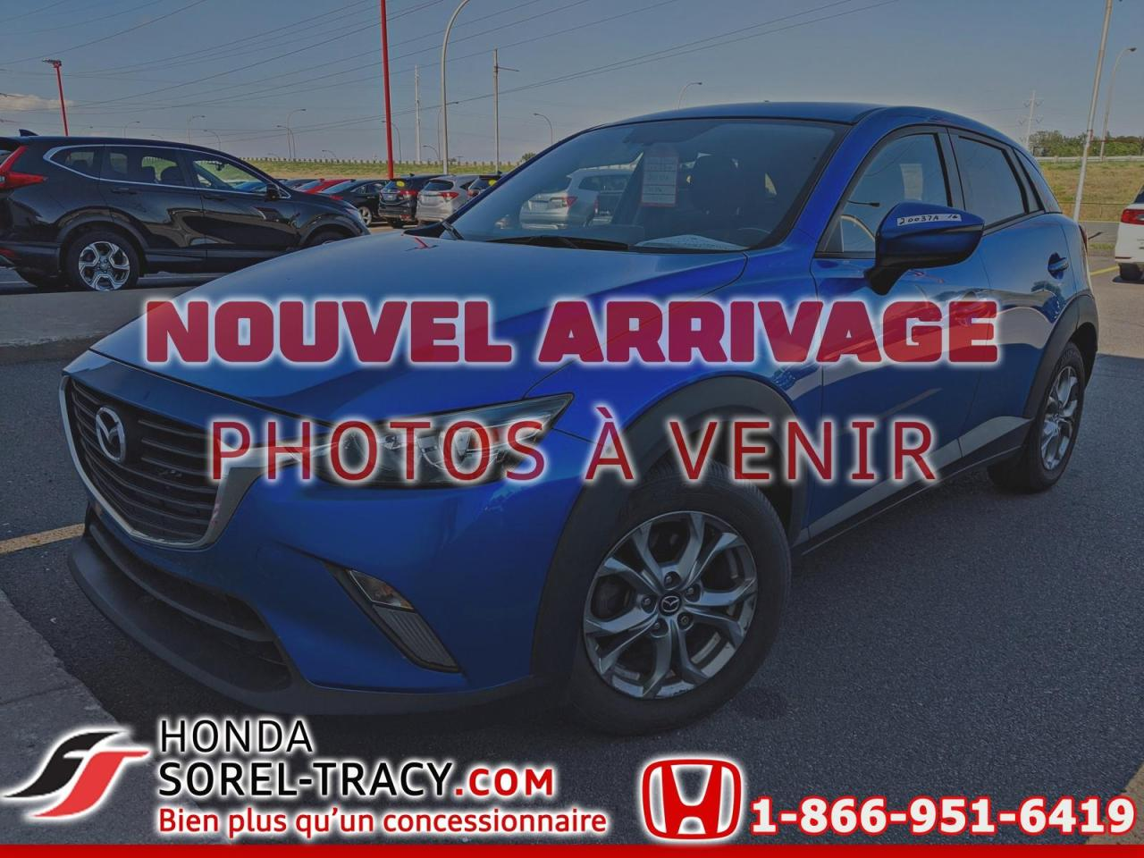 used 2016 mazda cx-3 gs awd for sale in sorel-tracy, quebec carpages.ca