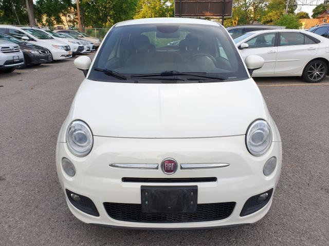 2015 Fiat 500 Sport Photo2