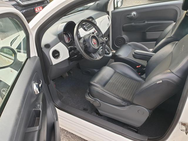 2015 Fiat 500 Sport Photo9
