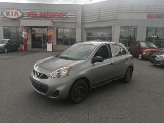 Used 2015 Nissan Micra S **A VOIR WOW** for sale in Mcmasterville, QC
