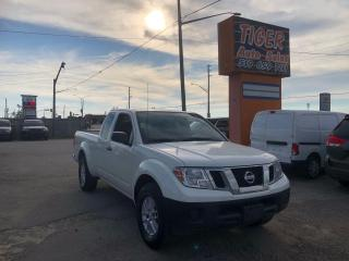 Used 2016 Nissan Frontier S**ONLY 101KMS**AUTO**CERTIFIED for sale in London, ON