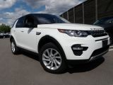 Photo of White 2018 Land Rover Discovery Sport