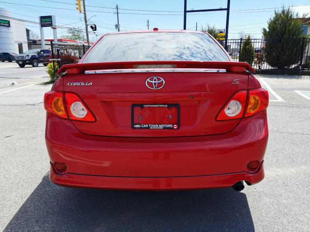2009 Toyota Corolla S Photo4