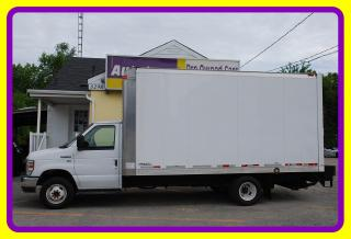 Used 2016 Ford E450 16' Cube, Power Tail Gate for sale in Woodbridge, ON