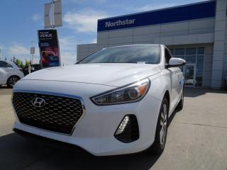 New 2020 Hyundai Elantra GT PREFERRED-APPLE CAR PLAY/ BACK UP CAM/ HEATED STEERING WHEEL/ BLUETOOTH for sale in Edmonton, AB