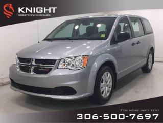 New 2019 Dodge Grand Caravan SE Canada Value Package for sale in Regina, SK